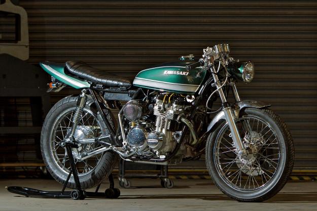 Kawasaki KZ650 by Magnum Opus