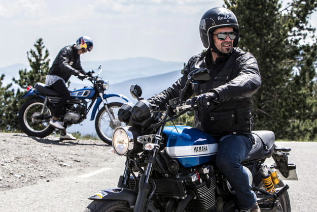 The Andorra 500 motorcycle rally, organized by motorsport legend Cyril Despres