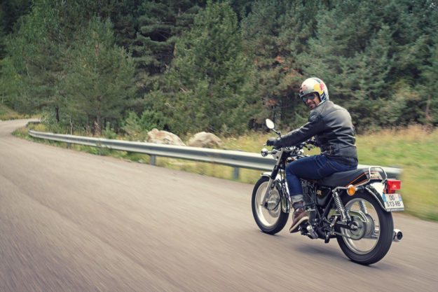 The Andorra 500 motorcycle rally, organized by motorsport legend Cyril Despres