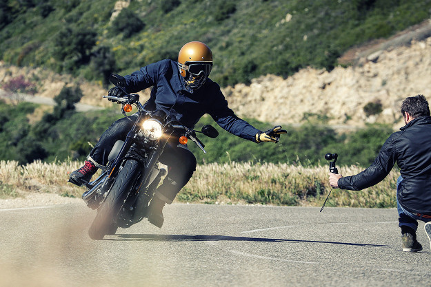 First Ride: The Definitive Review of the new Harley-Davidson Roadster.