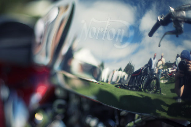 Image gallery: The Quail Motorcycle Gathering