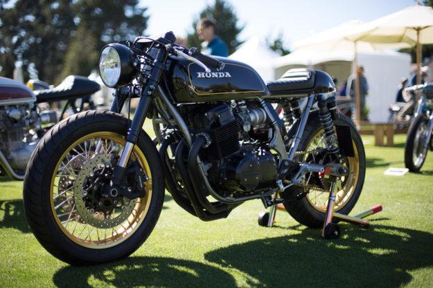 Honda CB750 by Cognito Moto