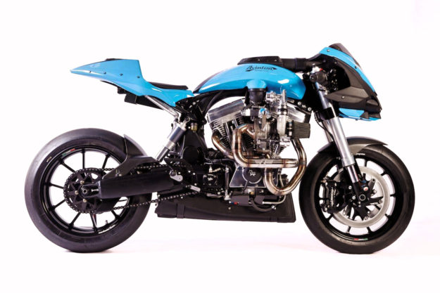 Avinton Collector Race R limited production motorcycle