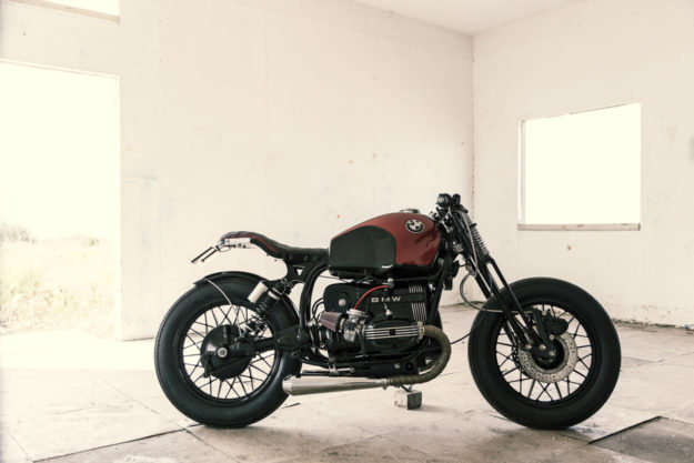 The Roca Project: Unik Edition breaks the mold of BMW custom design.
