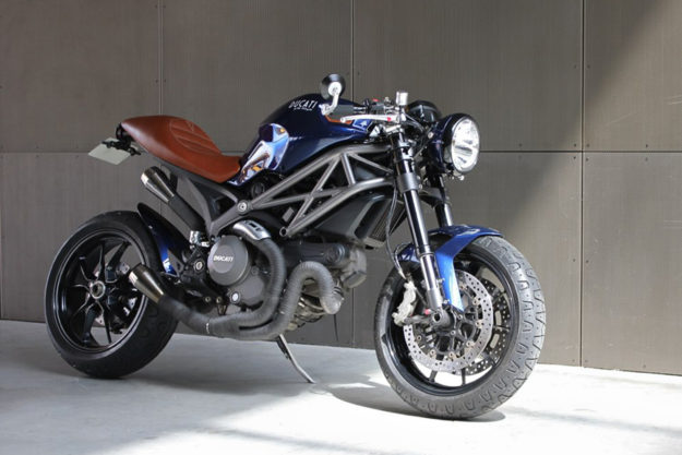 Ducati Monster by Desmo Classico