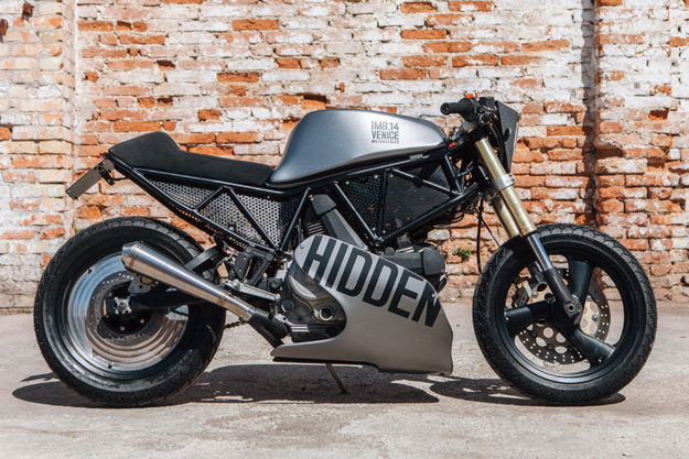 Custom Ducati 600SS by Imbarcardero 14