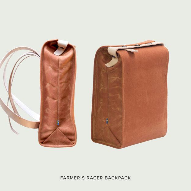 Farmer's Racer backpack