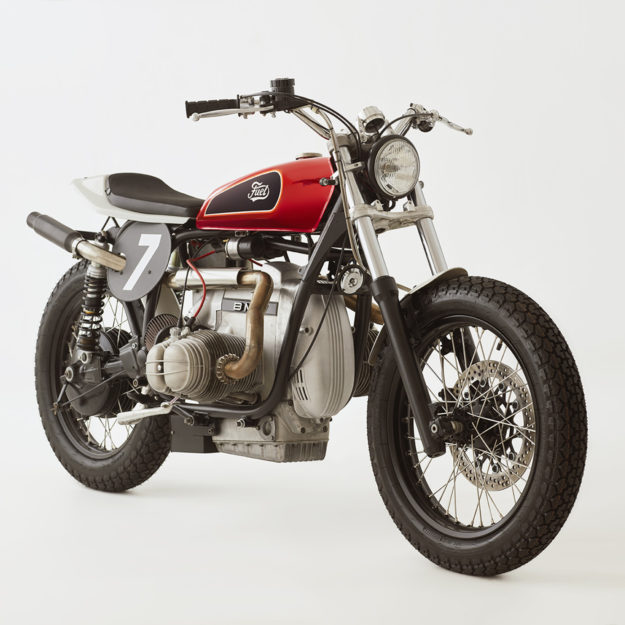 BMW R100 RS by Fuel Bespoke Motorcycles
