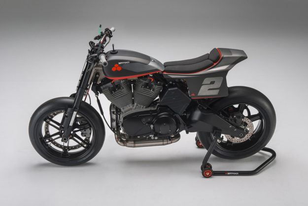 The Bottpower XR1R: A Buell XB-powered race bike