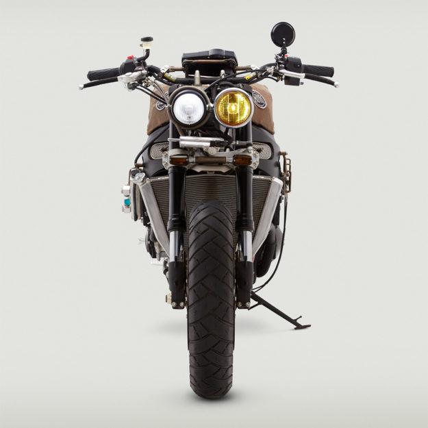 Classified Moto's Suzuki GSXR streetfighter: A 190 mph urban assault bike