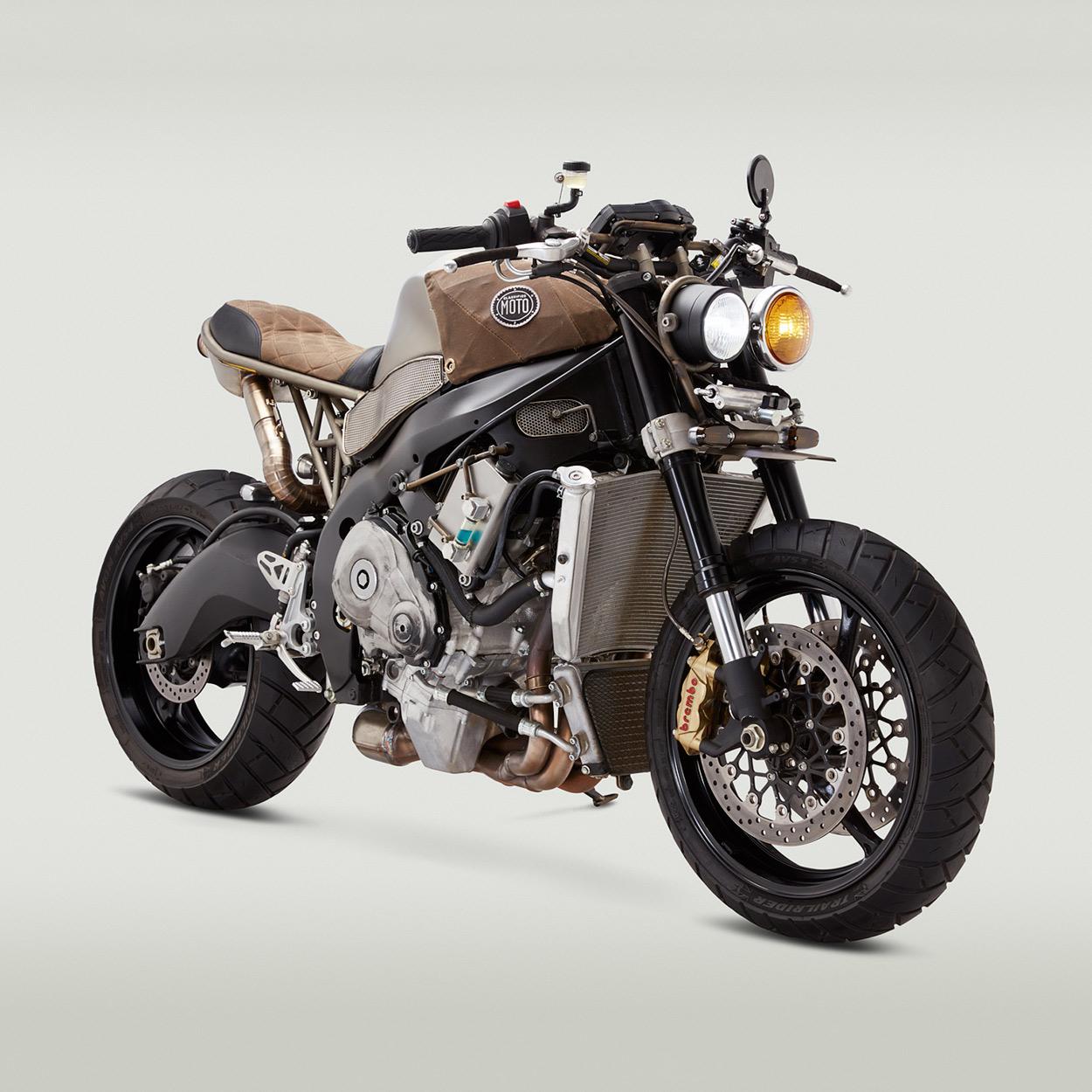 Classified's Suzuki GSXR: A 190 mph urban assault bike
