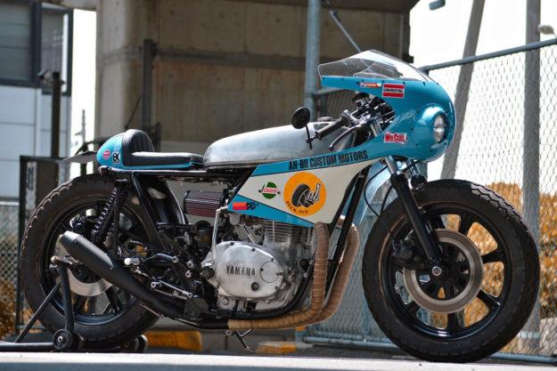 Yamaha XS650 by An-Bu
