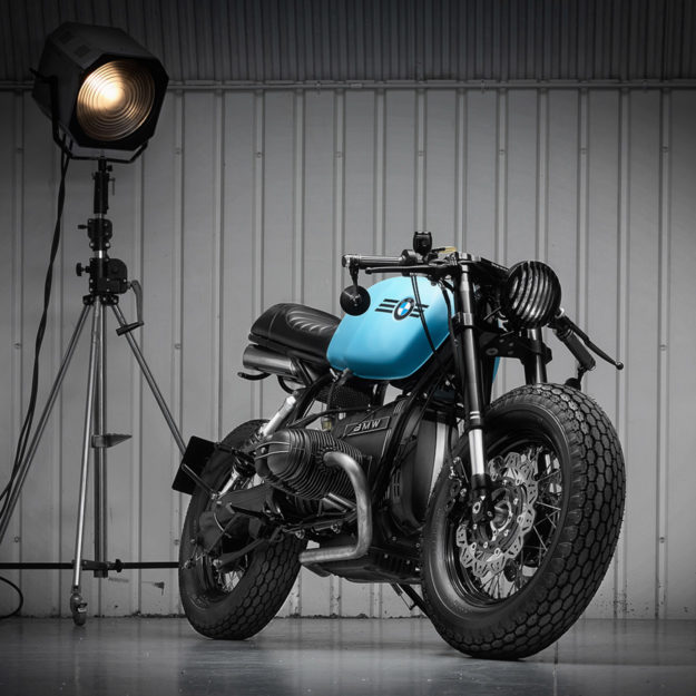 BMW R100 by Sinroja Motorcycles