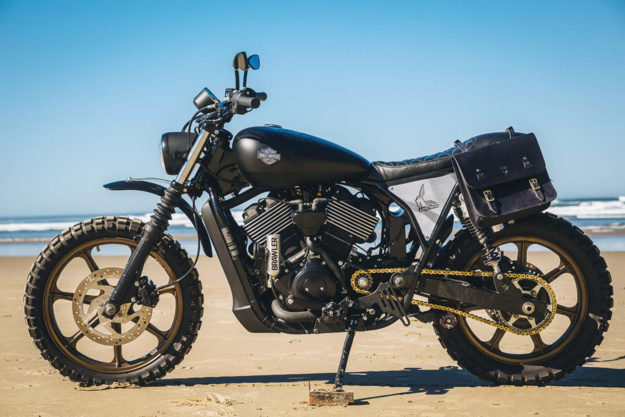 Harley-Davidson Street 750 by Little Horse Cycles