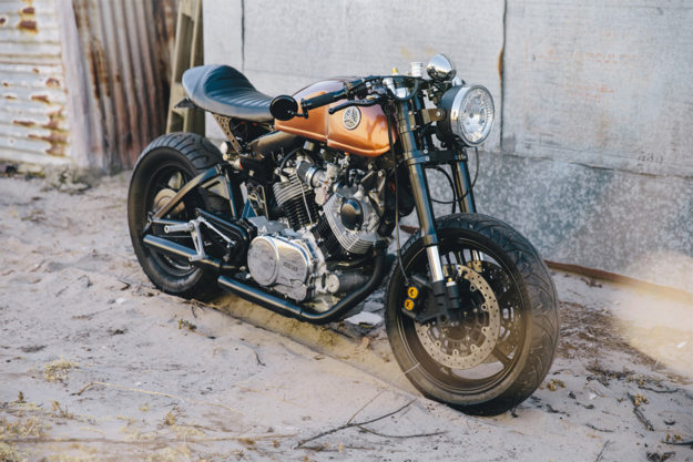 Yamaha XV1000 by Sol Invictus Motorcycle Co.
