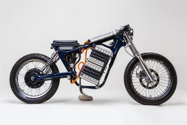 Suzuki Savage by Night Shift Bikes