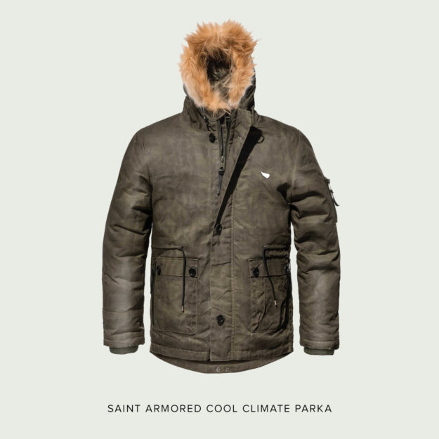 Saint Armored Cool Climate motorcycle jacket