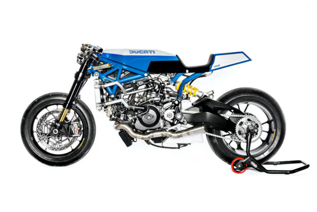 Ducati Monster 1200R by Young Guns Speed Shop