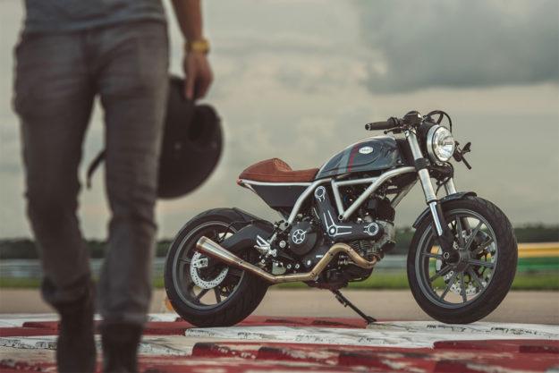 Ducati Scrambler by TTRNO