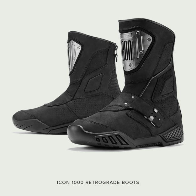 Icon 1000 Retrograde Boot