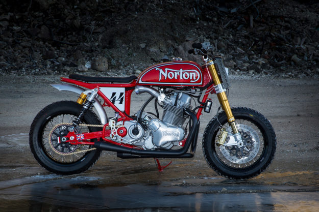 Norton MM by 72 Motorcycles