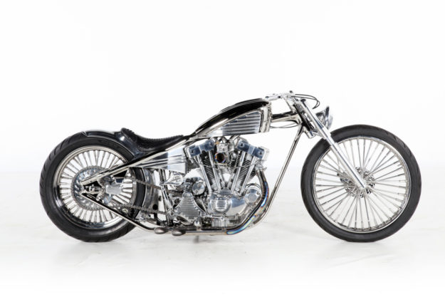 AMD Championship winner 2016: Suicide Customs Harley Ironhead