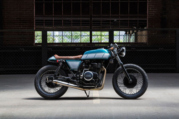 Yamaha XS400 by Real Moto Co.