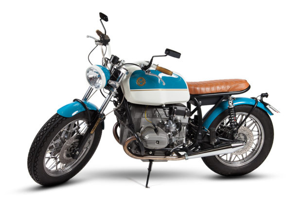 Salvage Job: A BMW R100 RS rescued by Maria Motorcycles