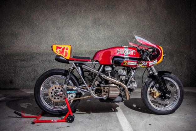 Ducati 860GT by XTR Pepo