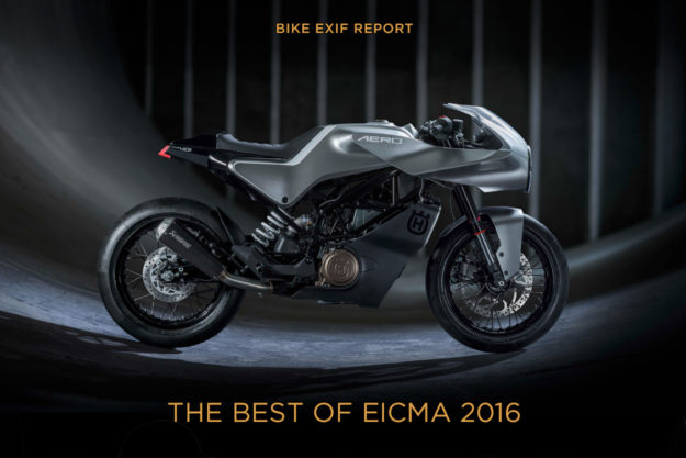 The 11 Best Motorcycles of EICMA 2016