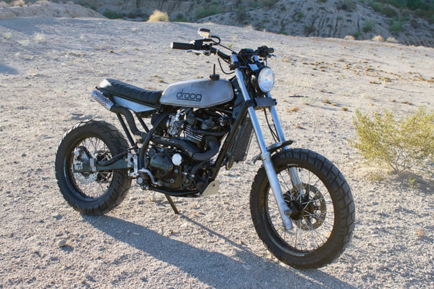 Kawasaki KLR650 by Droog Concepts