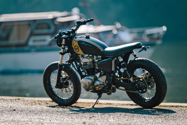 Prime Cut: Schlachtwerk trims the fat from the W650