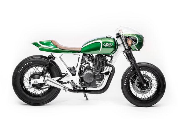 Mash Motors custom by the Wrench Kings