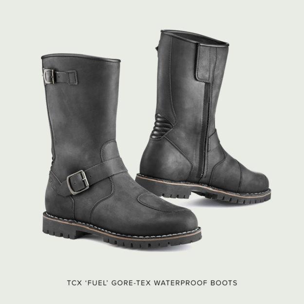 TCX Fuel Gore-Tex boots