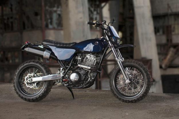 Yamaha XT600 by Freeride Motos