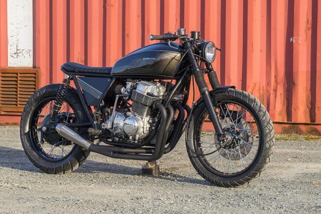Honda CB750 by KickMoto