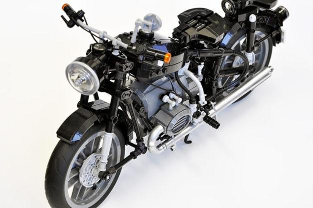 BMW R60/2 Lego motorcycle
