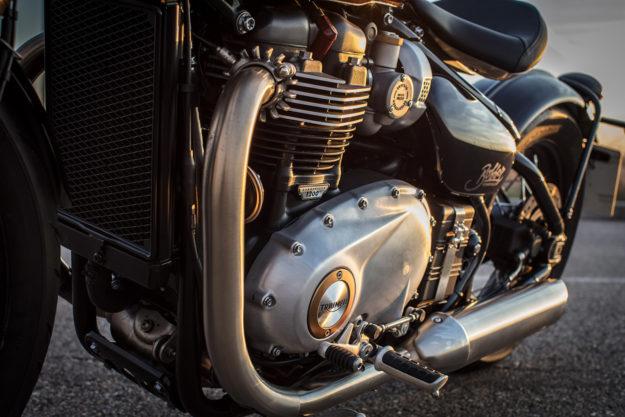 Ride Report: The 2017 Triumph Bonneville Bobber