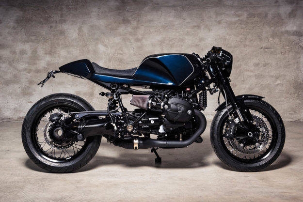 Custom BMW R nineT by Urban Motor of Berlin