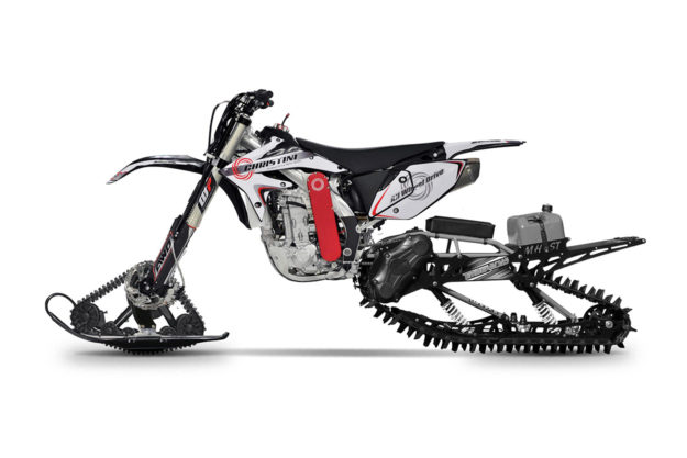 Christini II-Track snow utility bike
