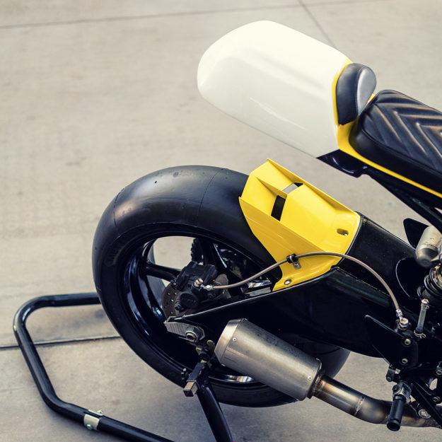 Major Fazer: Bad Winners amps up the Yamaha FZS600