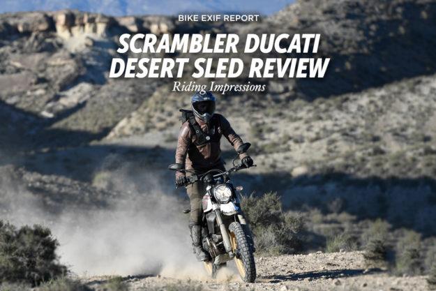 Review: Scrambler Ducati Desert Sled