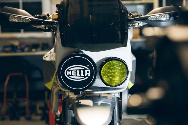 Dakar Look: Walt Siegl restyles the Ducati Hypermotard