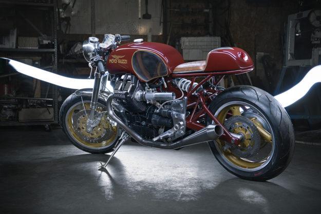 Moto Guzzi V10 Centauro by Craig Rodsmith