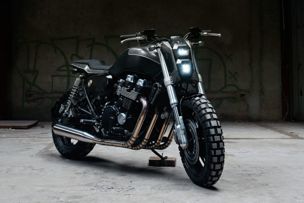 Honda CB750 by Zife Moto