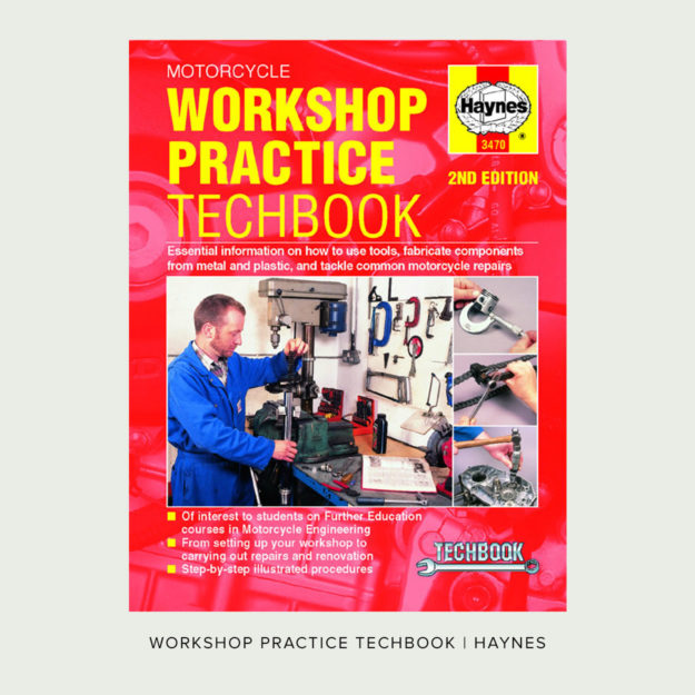 11 Essential Books For Your Motorcycle Workshop | Bike EXIF