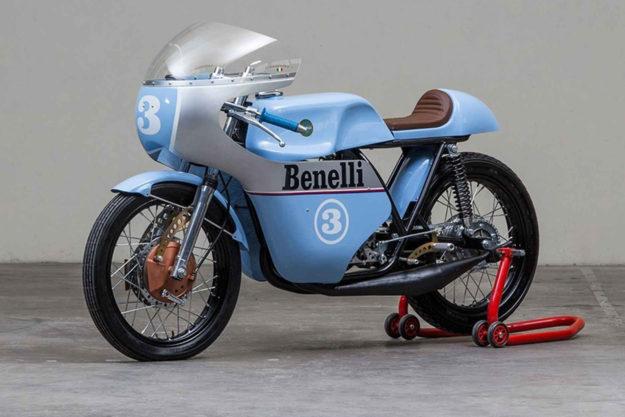 1968 Benelli 250 replica