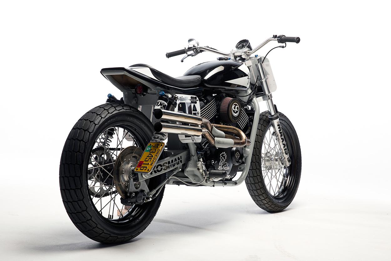 Harley Flat Track >> Thor S Hammer Harley Davidson Street 750 Flat Tracker
