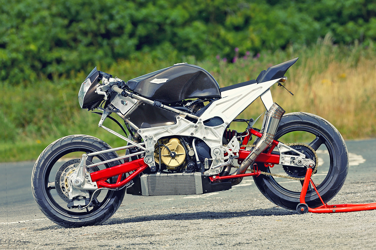 This Aprilia-powered Brute is Not Your Average Shed Build