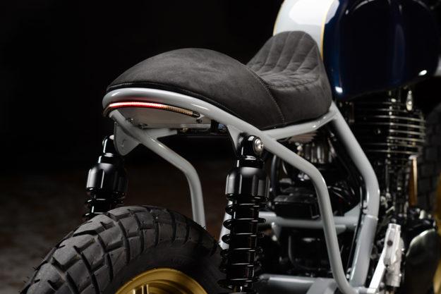 Custom Honda FT500 Ascot by Revival Cycles